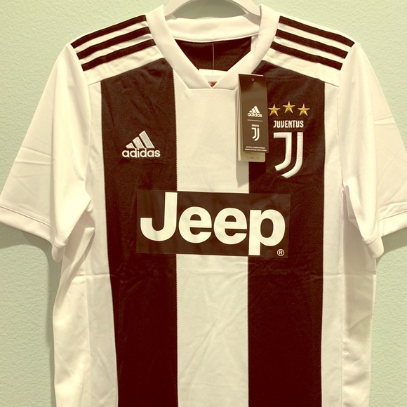 1be5c9077 adidas Tops | Juventus Home Jersey Xl Youth | Poshmark